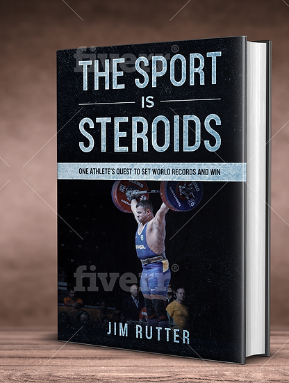 The Sport Is Steroids