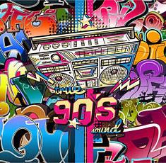 90s Graffiti