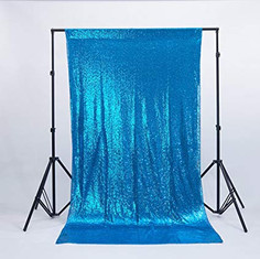 Blue Sequin