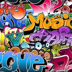 Music Love Graffiti