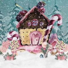 Xmas Gingerbread House
