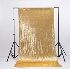 Gold Sequin