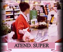 Atendente Supermercado