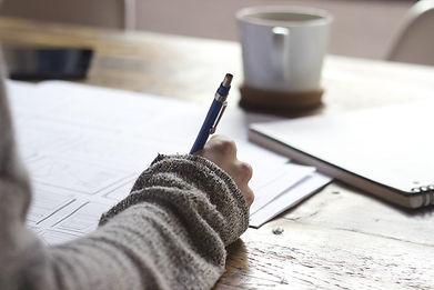Blog schreiben - Symbolbild