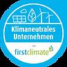 Klimaneutrales Unternehmen Logo