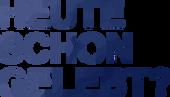 Heute schon gelebt? Life Coaching Frankfurt Logo
