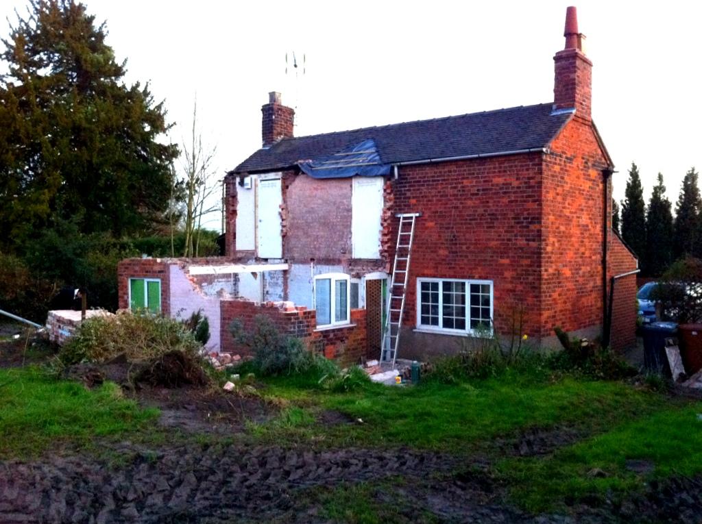 Demolition Continues