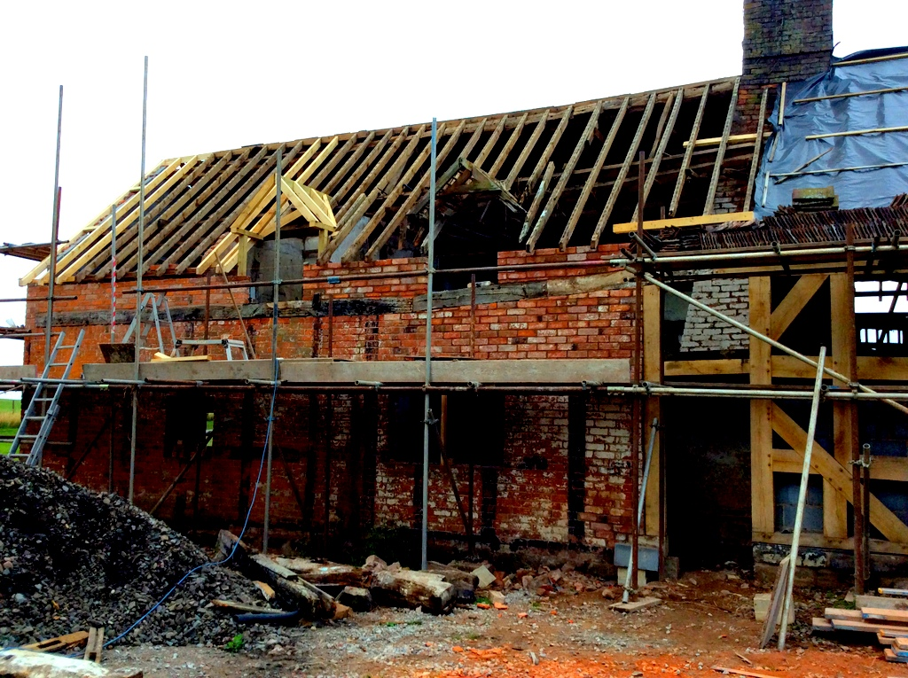 Dorma Windows and Brickwork