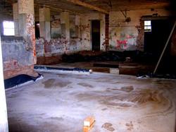 Entrance Hall and Snug Concrete Slab