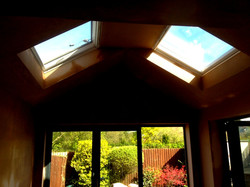 Electrically Operated Velux Windows