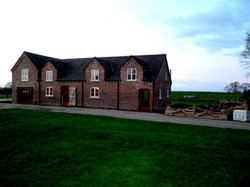 Front Barn Doors and Windows