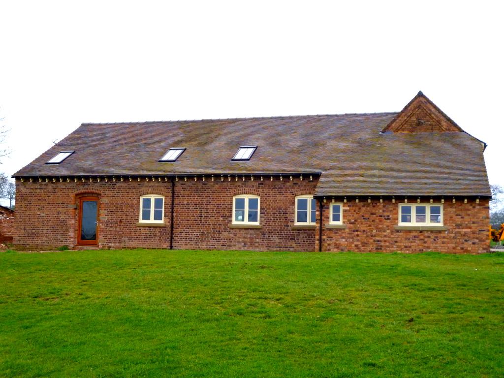 Rear Barn Complete