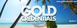 Gold Credentials Facebook