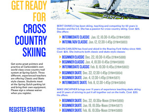 CMC Cross Country Ski Lessons