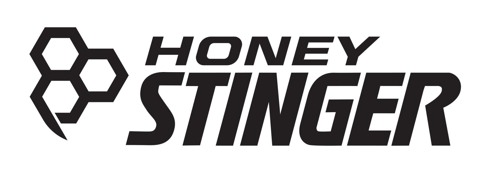 Honey Stinger Logo - 2019 - Black - Hori