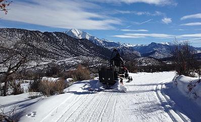 spring gulch nordic crosscountry ski trails sopris