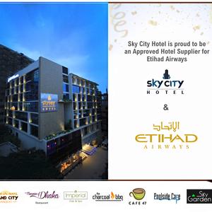 Etihad Airways Approved Hotel Supplier