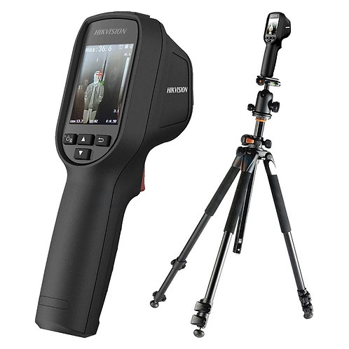 Hikvision Handheld Camera DS-2TP31B-3AUF + Tripod Bundle