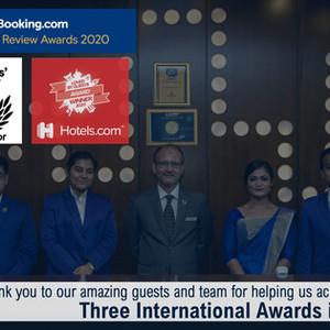 Three International Awards in 2020