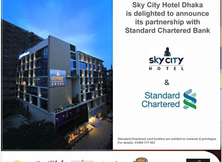 Announcing our Alliance Partner: Standard Chartered Bank