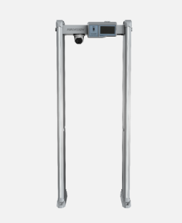 Walk-Through Metal & Temperature Measurement Detector
