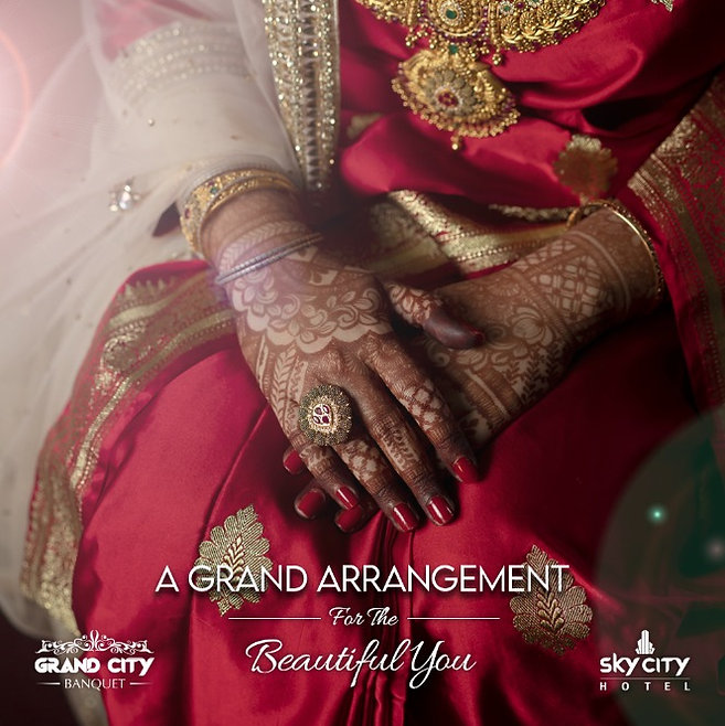 wedding grand city banquet dhaka