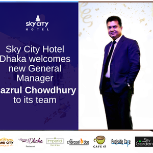 New GM Nazrul Chowdhury