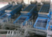 Vibratory waste screens
