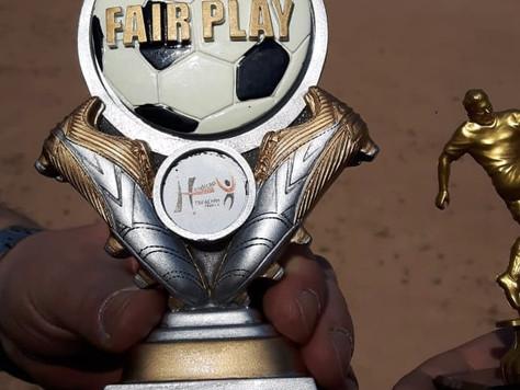 Fairplay zählt mehr als jeder Turniersieg!