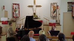 Spring recitals
