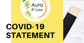 Aura IP Law COVID-19 Statement