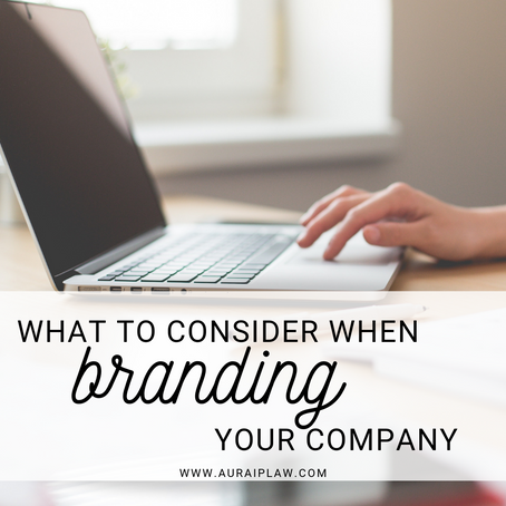 So you've got a brand . . . Now what?
