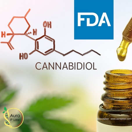 """Did a CBD product recently receive """"FDA Certification"""" and no one noticed?"""