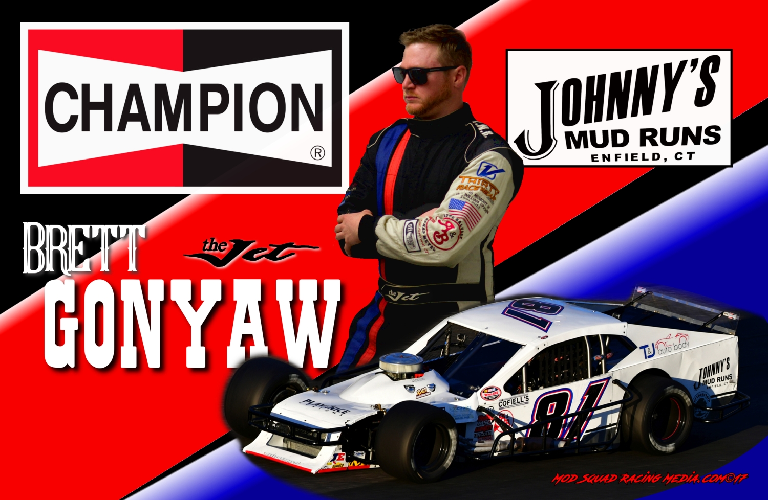 Gonyaw Front of Hero Card