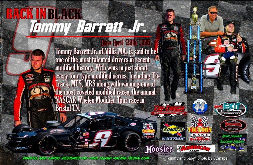 Barrett Back of Hero Card
