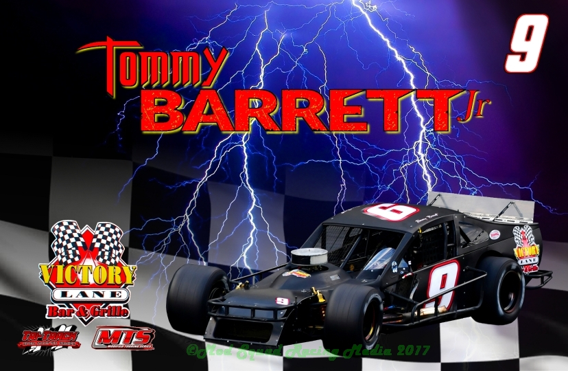 Barrett Front of Hero Card