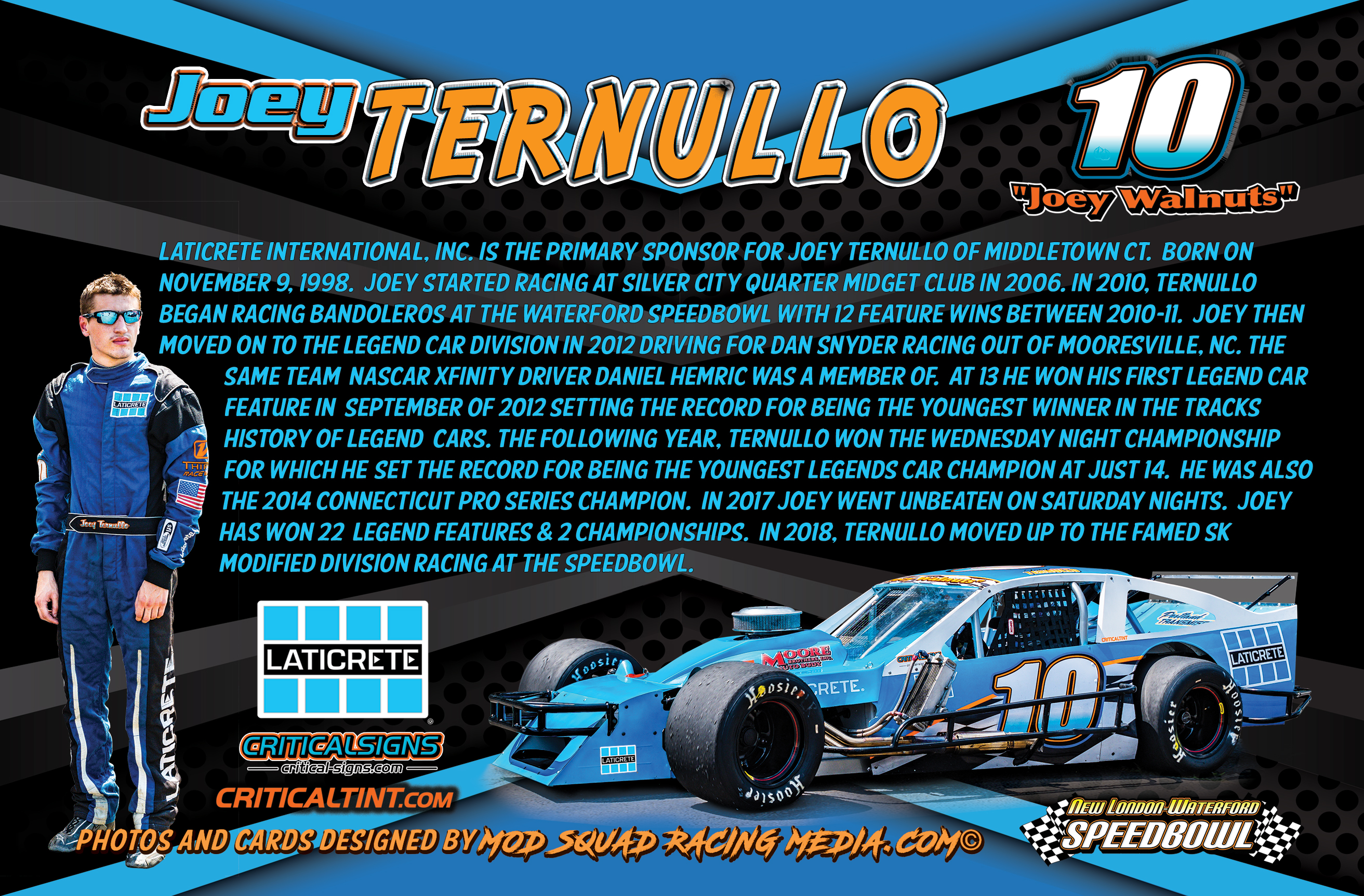 Joey Ternullo Hero Card Back final  2018