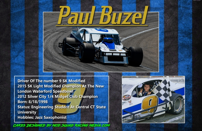Buzel Back of Hero Card