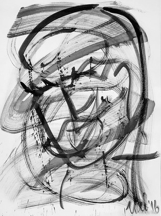 Abstract Face