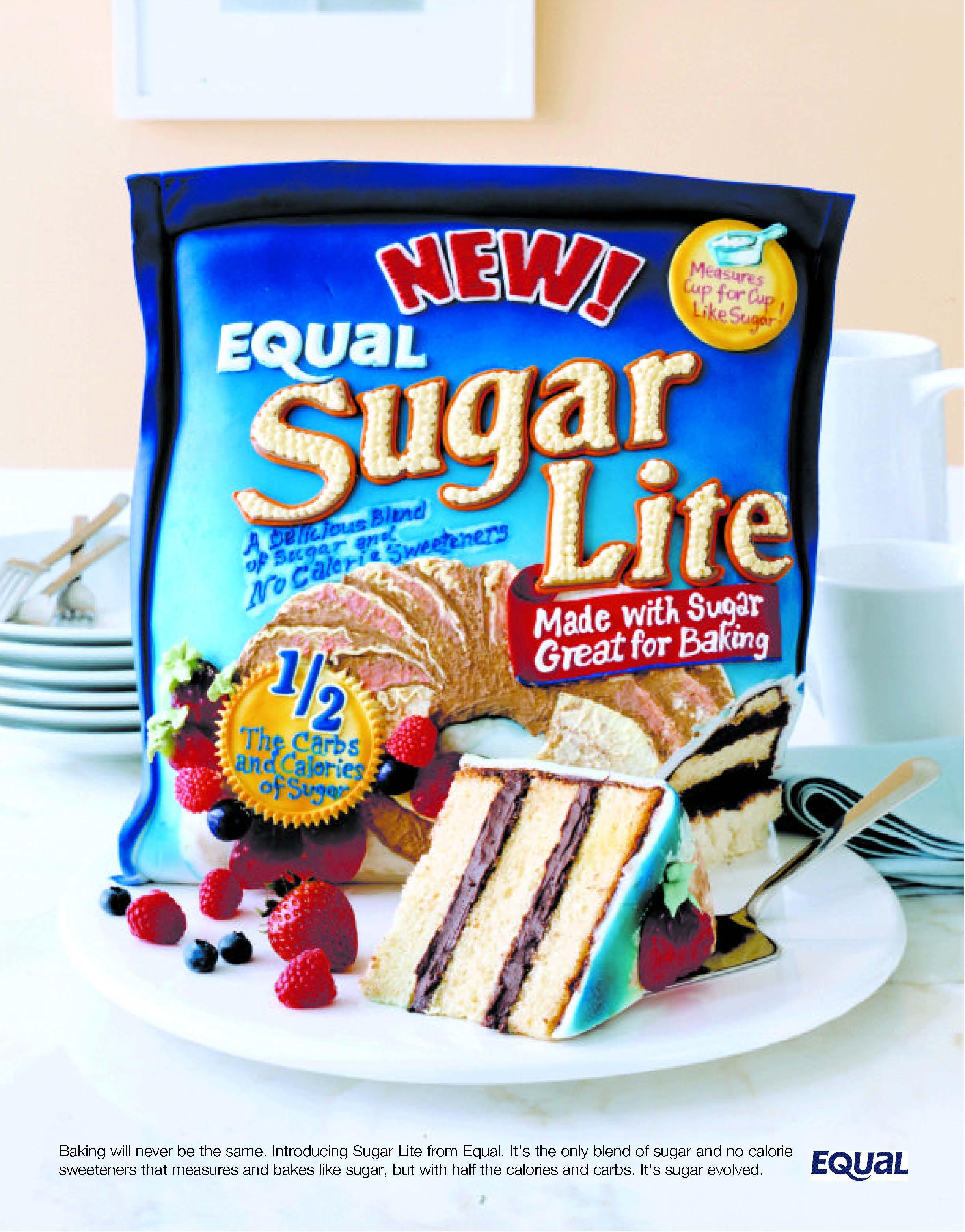 Equal Sugar Lite