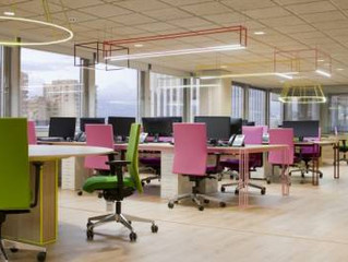 OPENING UP YOUR OFFICE - TRENDS 2015