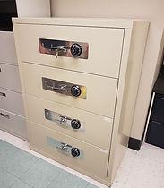 Gardex Fire Proof Cabinet