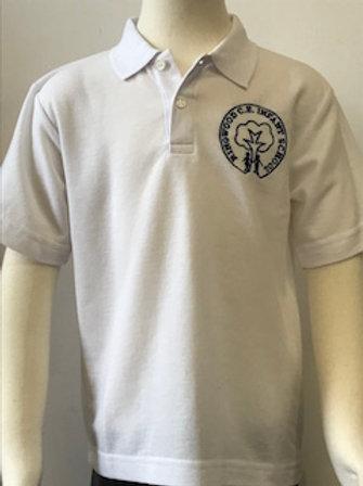 Ringwood Infant School Polo Shirt (OPTIONAL OLD LOGO)