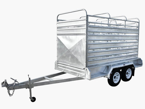 10×6 Cattle / Livestock Trailer