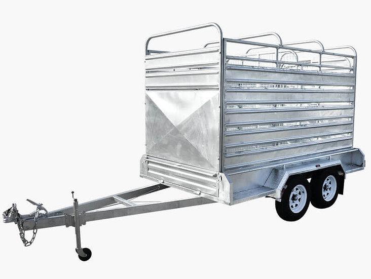 10×6 Cattle / Livestock Trailer - 3500KG ATM