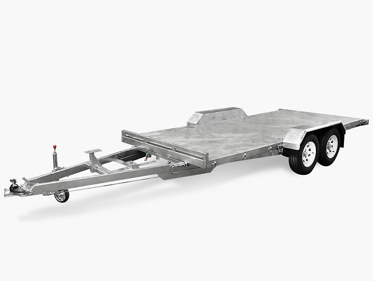 16x6.6 Car Trailer - 2900KG ATM