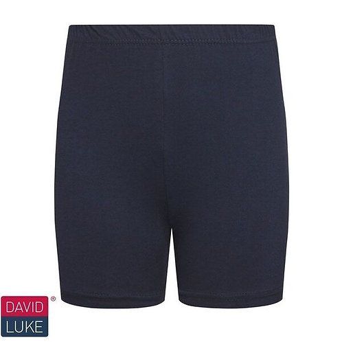 Navy PE Gym Shorts
