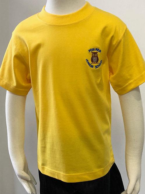 Poulner Junior School PE T-Shirt