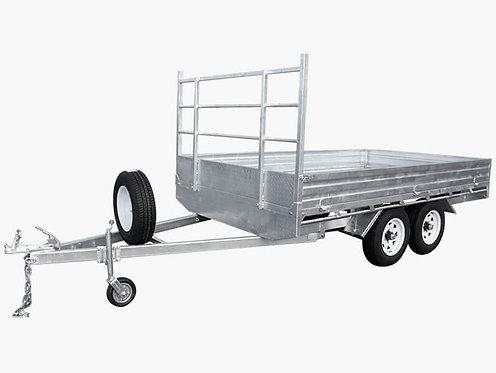 14×7 Flat Top / Flat Bed Trailer