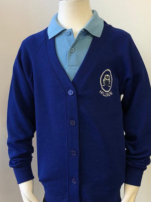 Hillside First School Cardigan